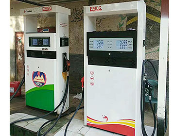 Fuel Dispenser LCD Displays Arduino Forum