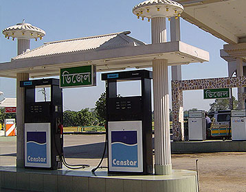 Thai company agrees to open filling stations in Myanmar