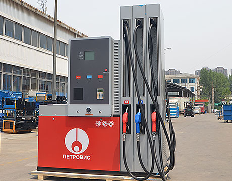 Gas Station & Equipment China Fuel Dispenser, Nozzle