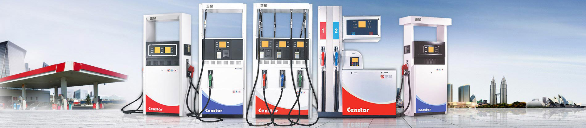 fuel station dispenser/ petrol station fuel dispenser/Gas Dispenser for LPG CNG