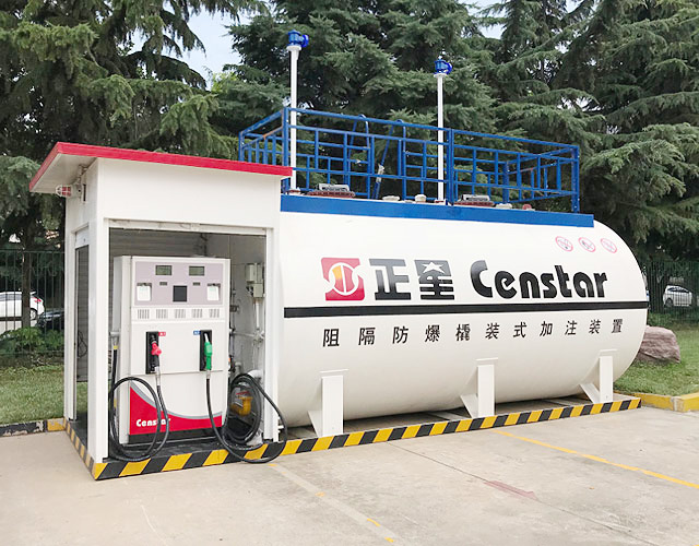 Censtar Mobile fuel station CSMF10(10000L)
